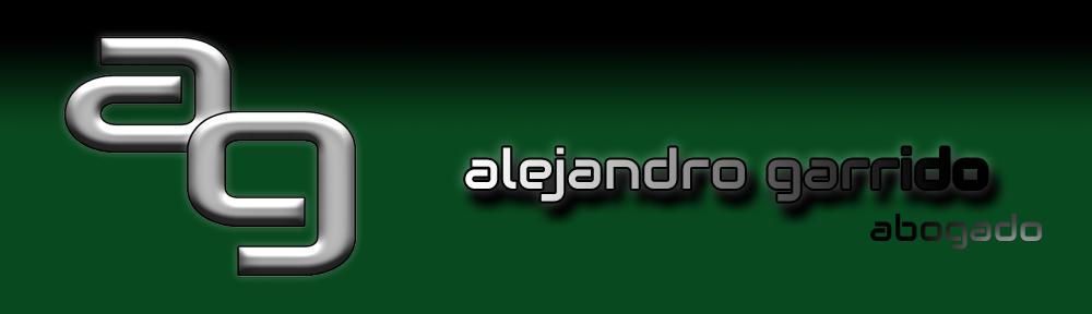 Alejandro Garrido Mitjavila – Abogado